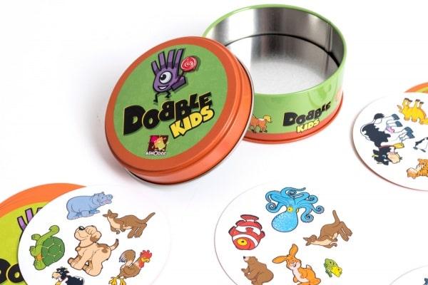 Gra karciana Dobble Kids towarzyska