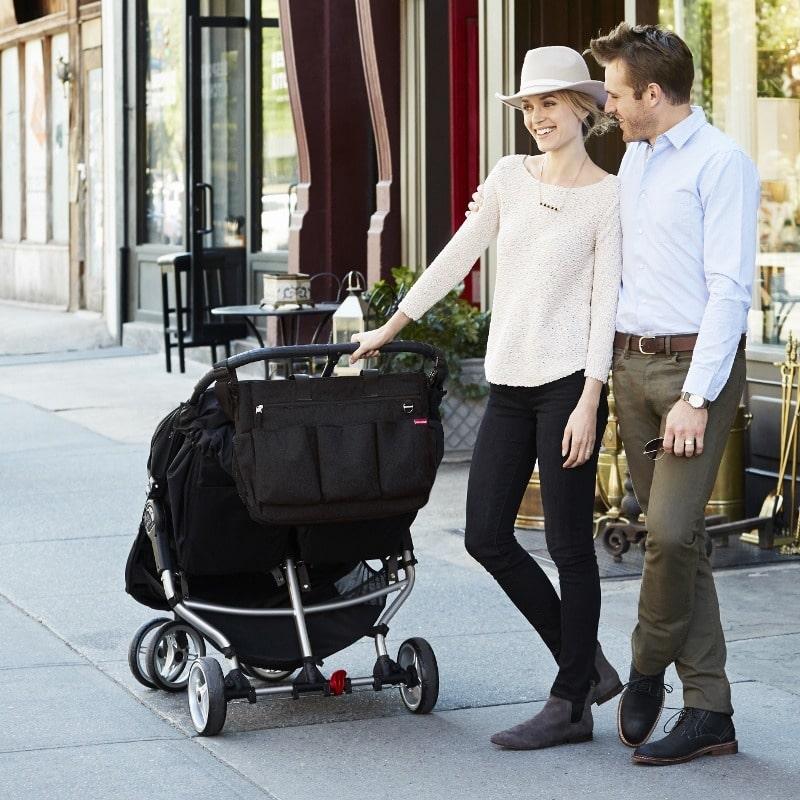 Torba do podwójnych spacerówek wózka dla bliźniąt