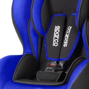 Fotelik samochodowy Sparco F500i Evo isofix 9-25kg