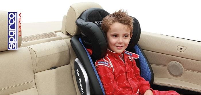 Fotelik samochodowy Sparco F1000ki G23 15-36kg