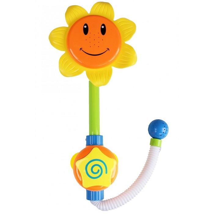 Zabawka do kąpieli prysznic słonecznik