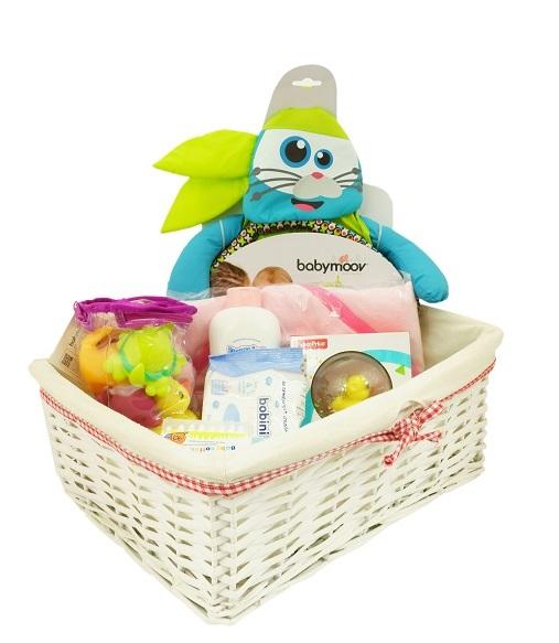 Wyprawka dla noworodka do kąpieli