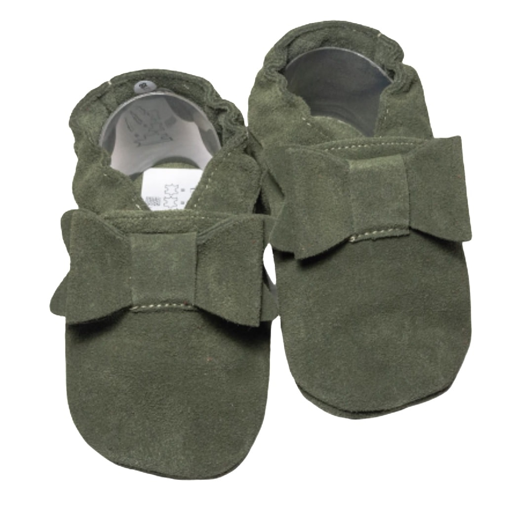 Pierwsze buciki dla niemowlaka