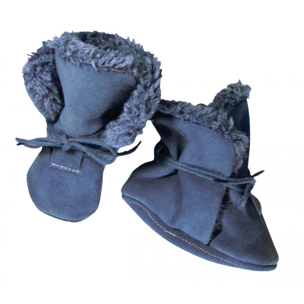 Buty niechodki zimowe dla niemowlaka