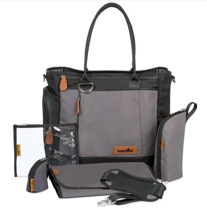 Babymoov essential black torba dla mam