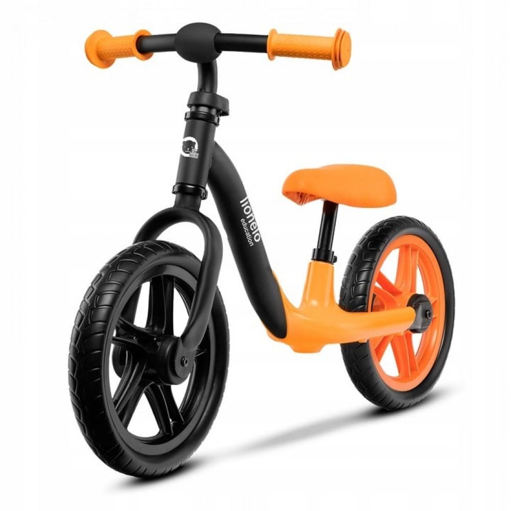 Rowerek biegowy dla dziecka Lionelo