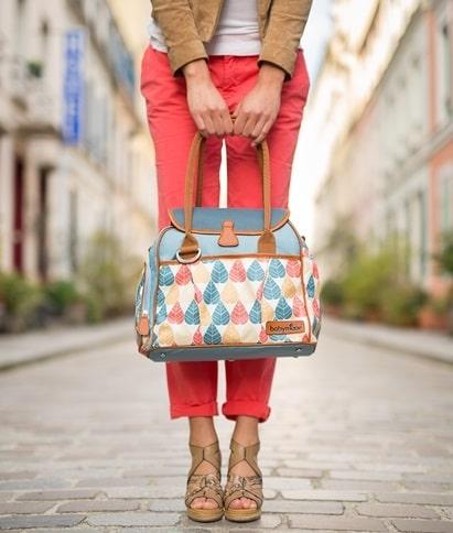 niepowtarzalne torby dla mamy do wózka dziecięcego