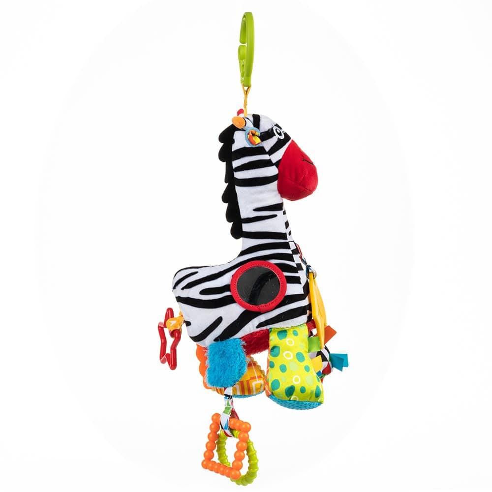 Zawieszka Zebra z muzyką melodią