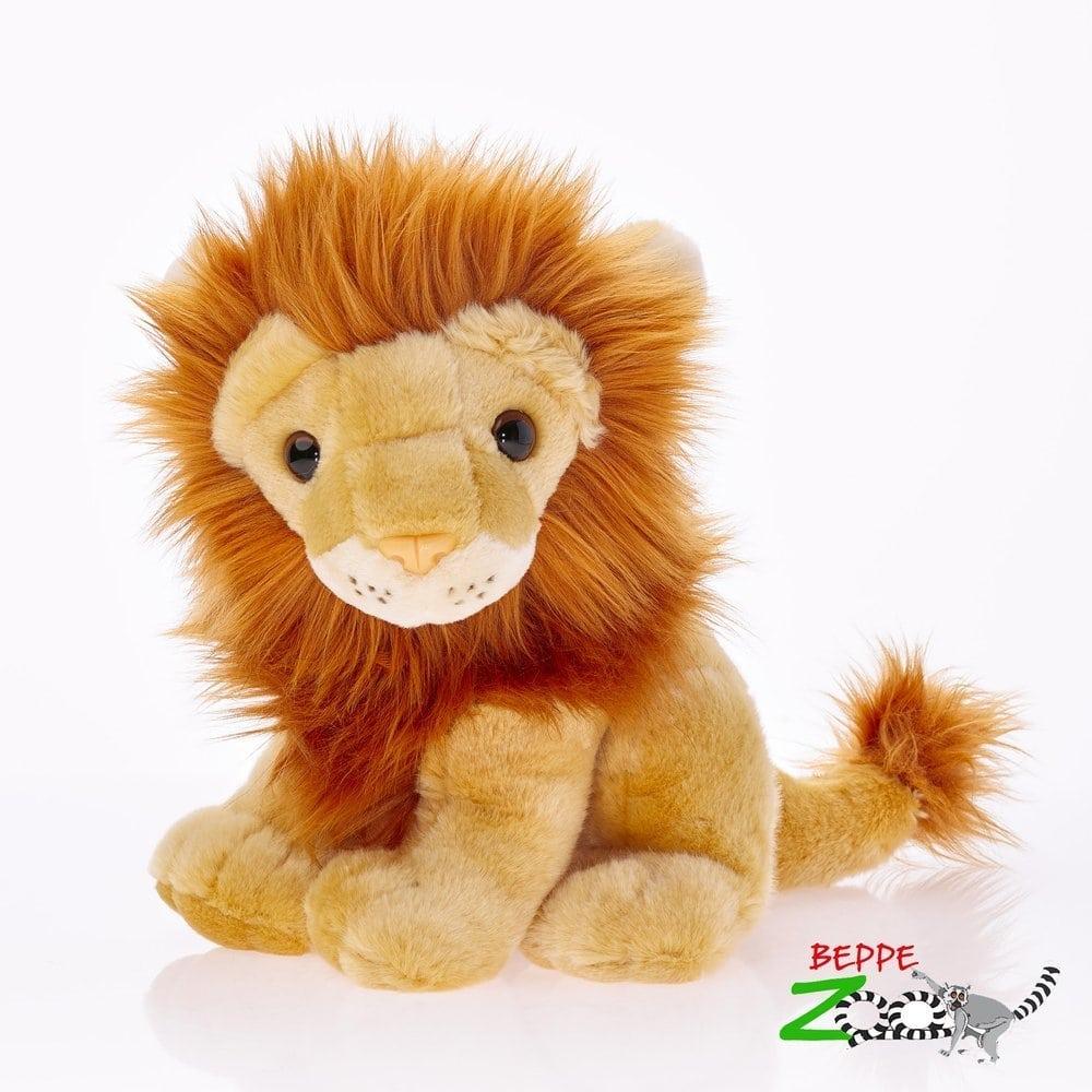 Beppe pluszowy lew maskotka
