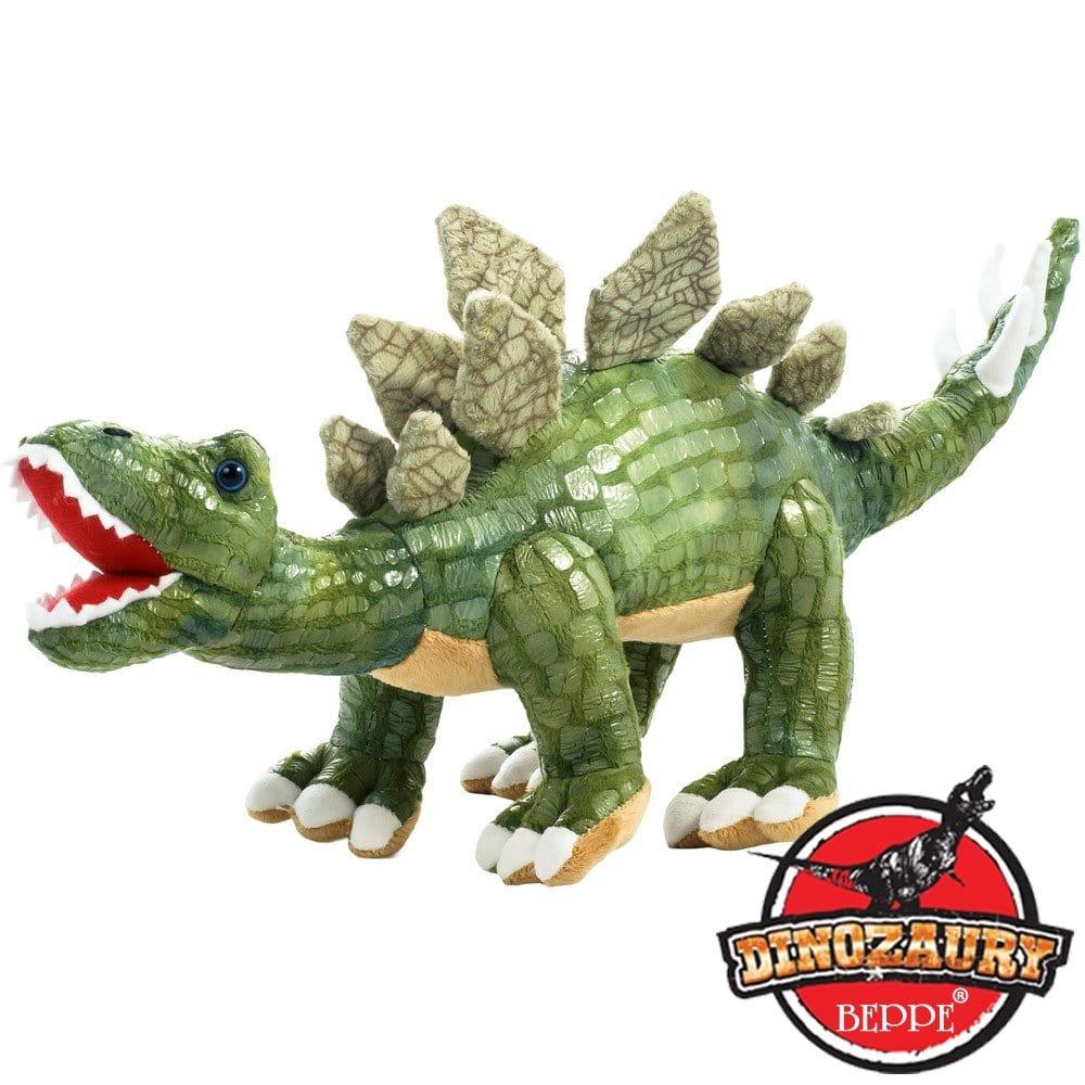 Dinozaur pluszowy Stegozaur
