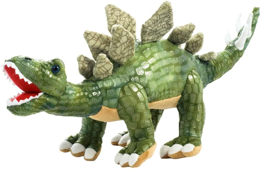 Maskotka pluszowa dinozaur stegozaur