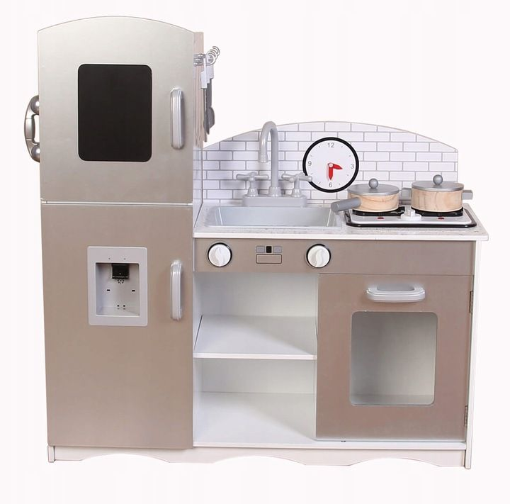 kuchnia dla dzieci z lodówką