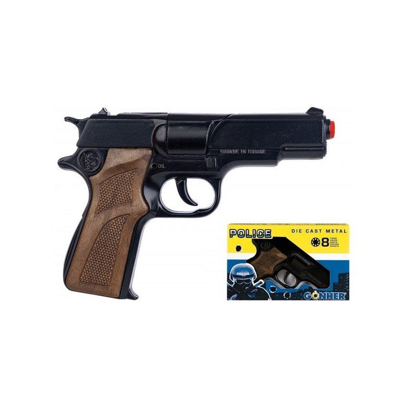 Pistolet zabawkowy na kapiszony