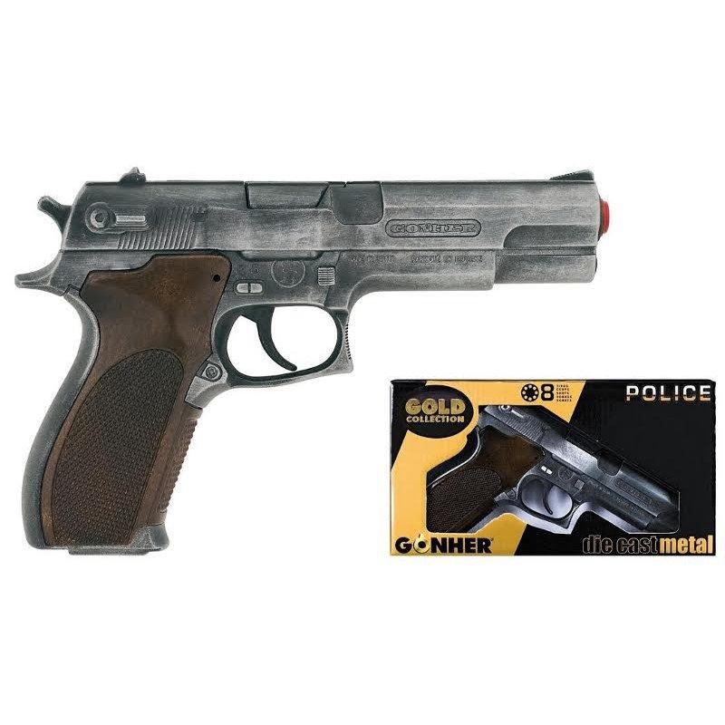 Pistolet na kapiszony dla dzieci