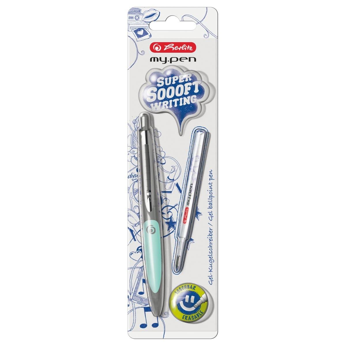 Długopis zmywalny My Pen Herlitz
