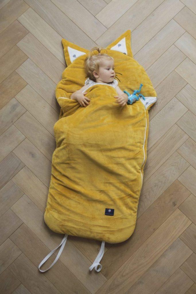 Kidspace śpiworek do żłobka dla dzieci
