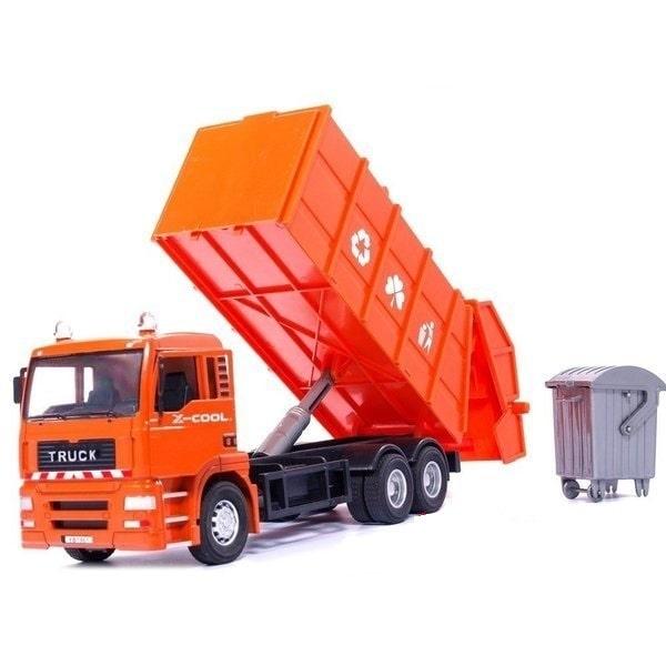 Ciężarówka śmieciarka dla dzieci