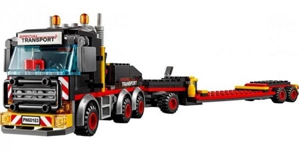 Lego city ciężarówka