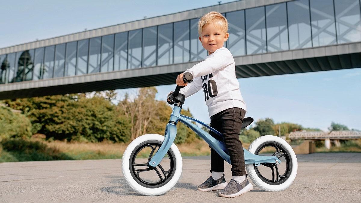 Lionelo rowerek biegowy magnezowy niebieski