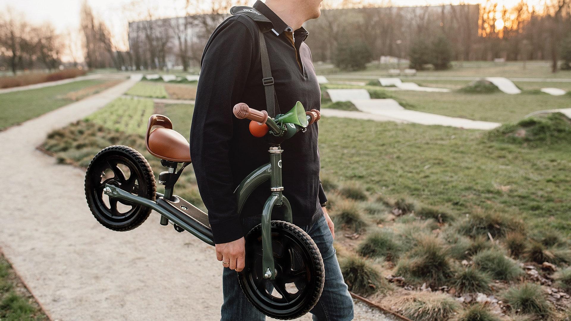 Lionelo rowerek biegowy 2w1 dla dwulatka