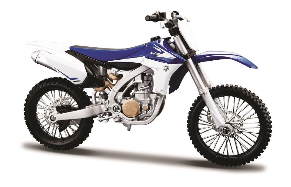 Motocykl MAISTO Yamaha YZ450F