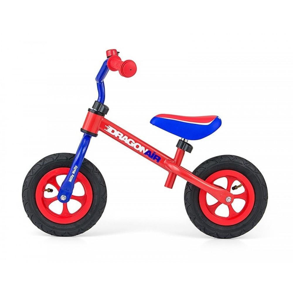 Rowerek biegowy dla chłopca Milly Mally