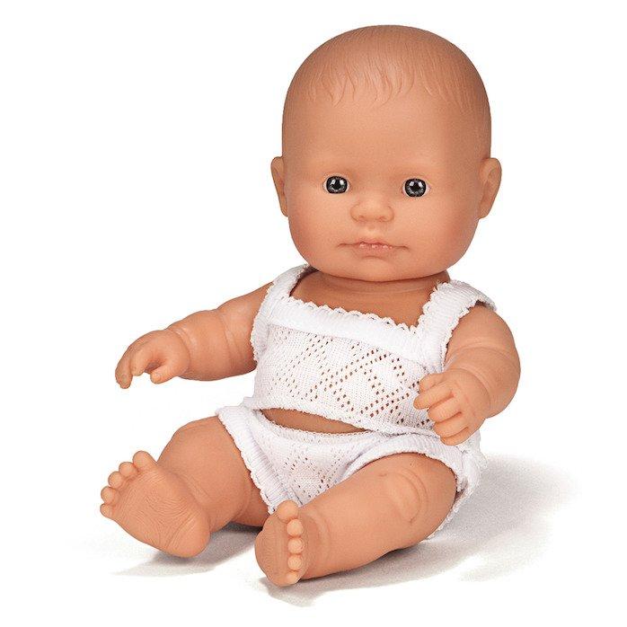 Piękne lalki dla dziewczynek bobas europejka