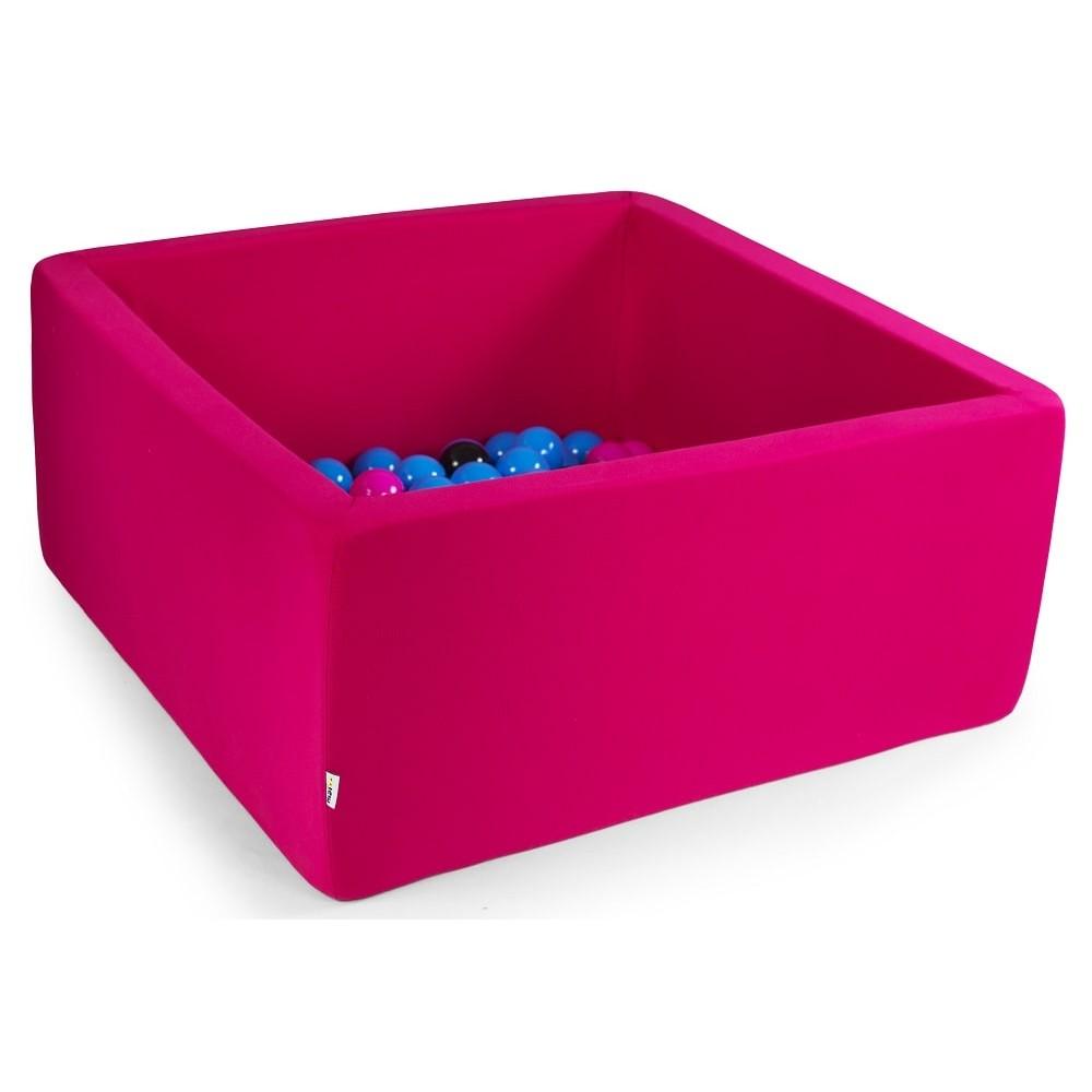 Suchy basen z piłeczkami Misioo dla dziewczynki