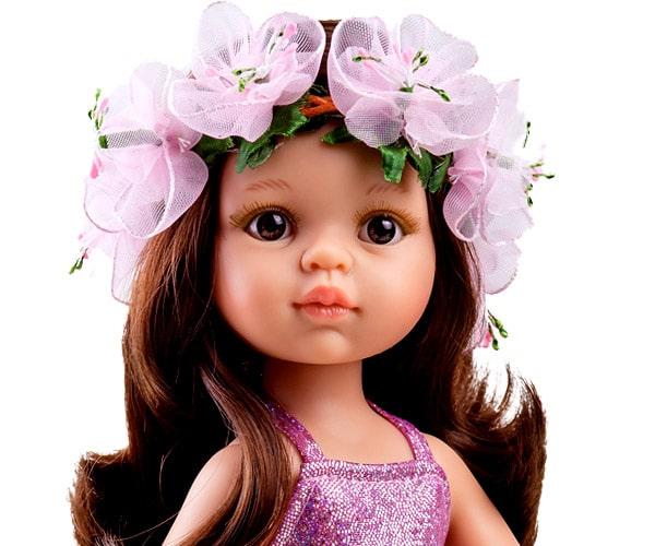 Hiszpańska lalka do czesania Paola Reina