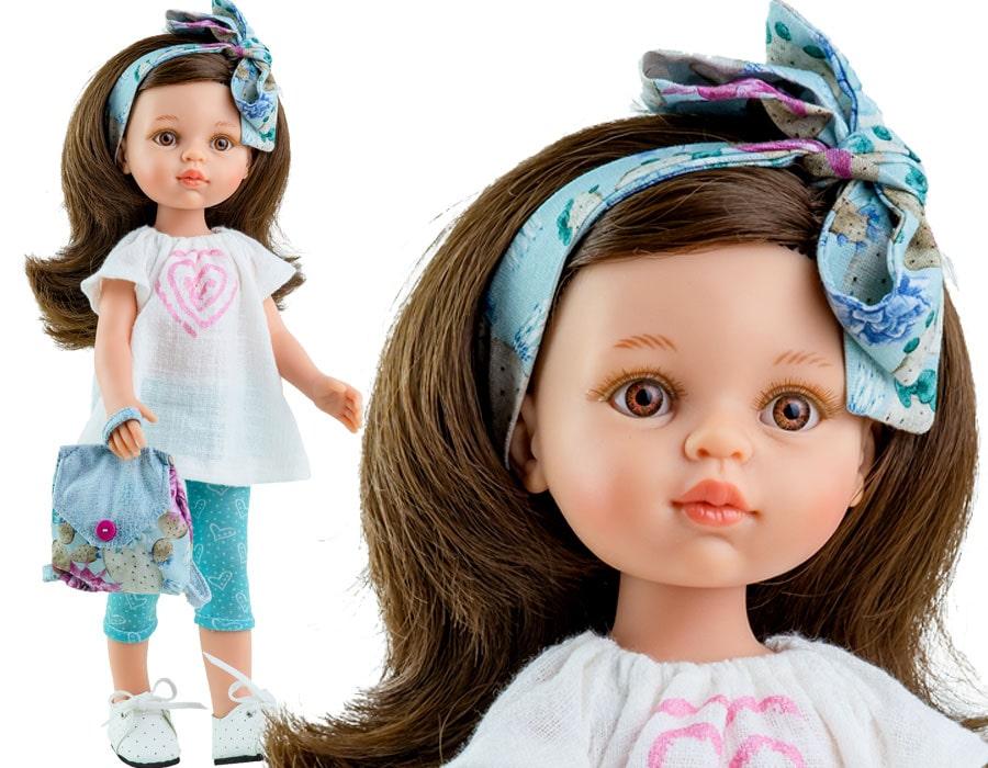 Lalka pachnąca Paola Reina
