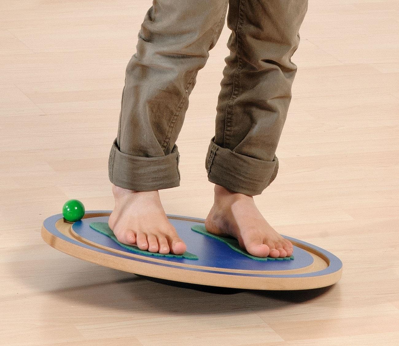 Deska dysk Pilch do balansowania ciałem dla dzieci mały
