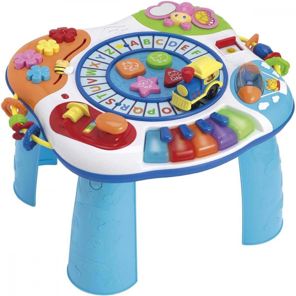 Smily Play edukacyjny stolik