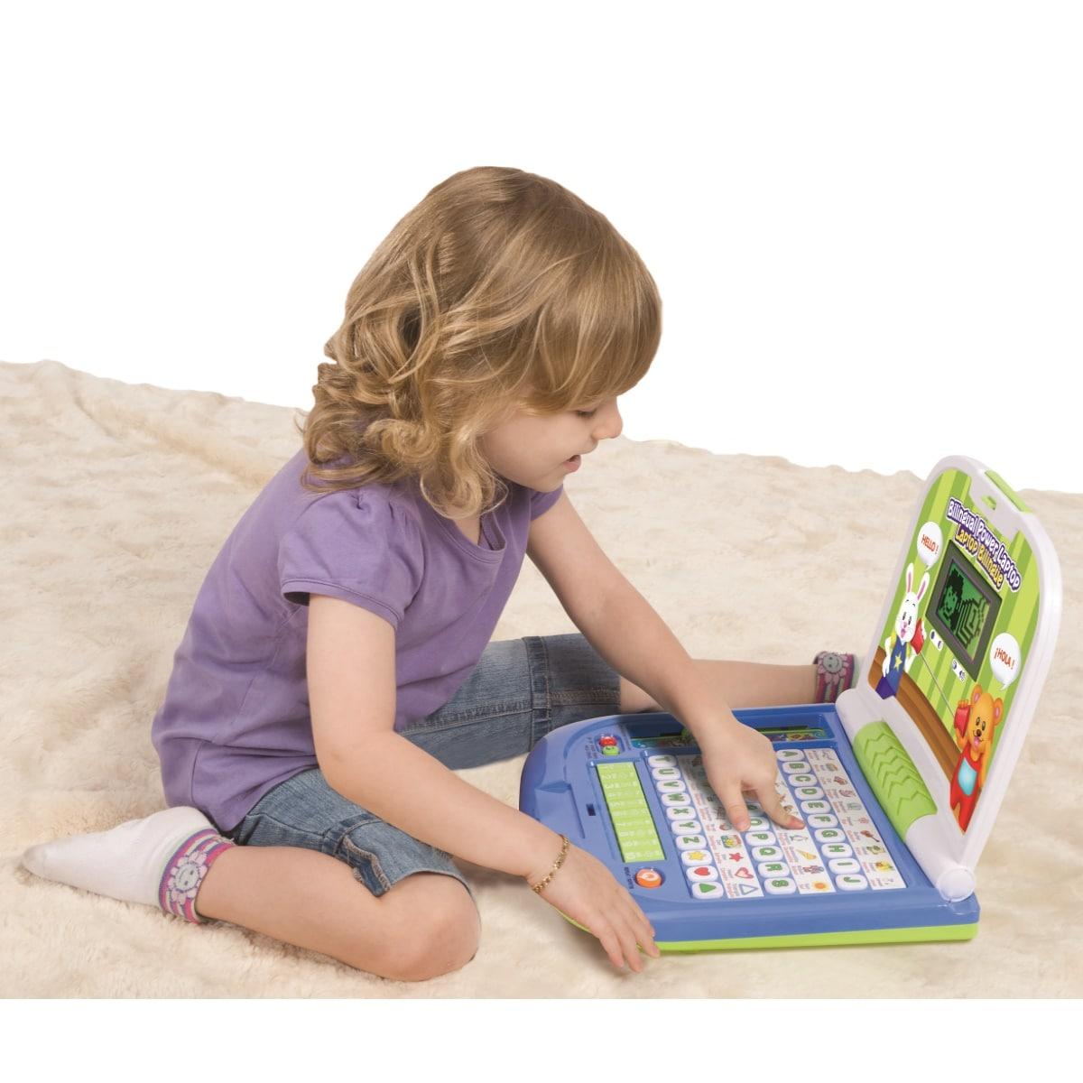 Laptop interaktywny Smily Play dwujęzyczny