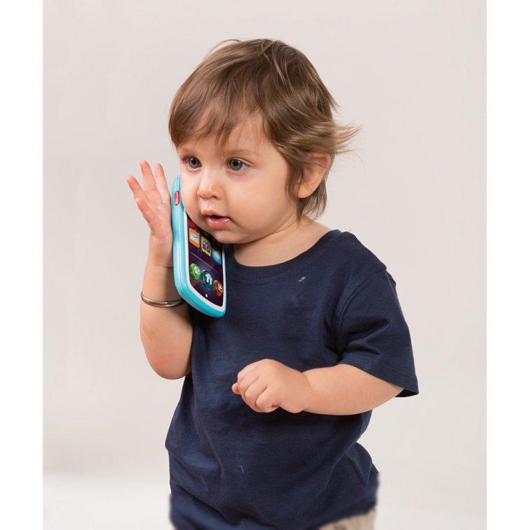Telefon smartfon dla dzieci interaktywny