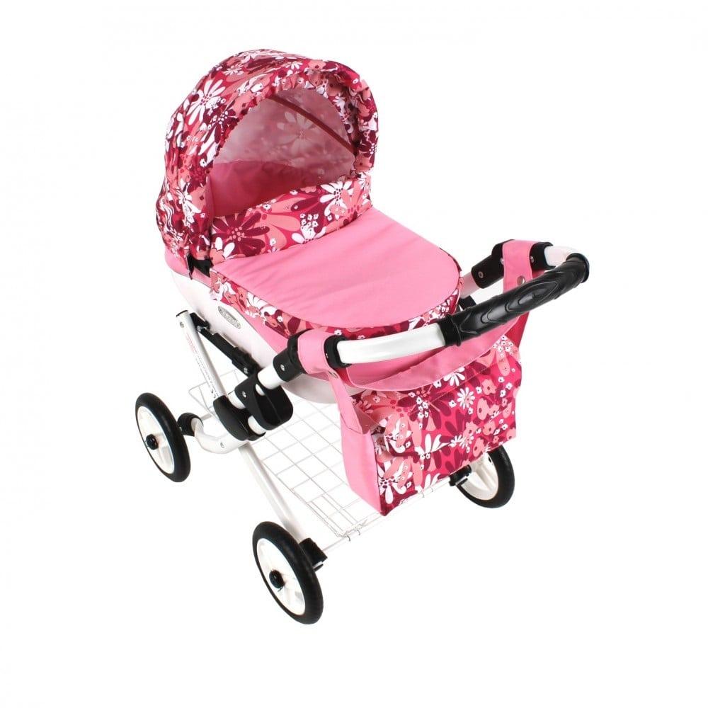 Wózki dla lalek duży wózek lalkowy gondola